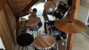 Schlagzeug Mirage