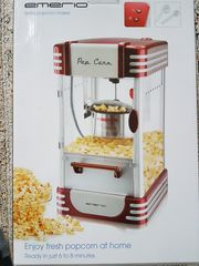 Popcorn Maker neu