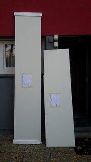 Weiße Küchenarbeitsplatten NEU