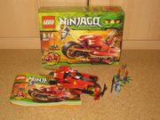Lego Ninjago 9441 Motorrad