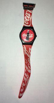 Diverse Uhren RETRO 1a Coca