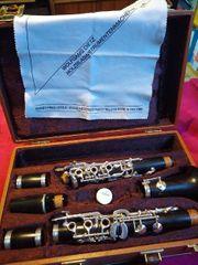 B-Klarinette von W Dietz