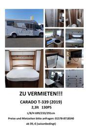 Wohnmobil günstig zu vermieten Bielefeld