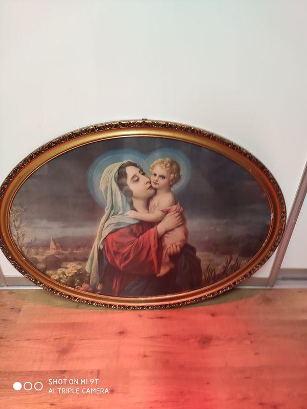 Maria Muttergottes Bild