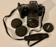 Canon eos 3000 analoge Spiegelreflexkamera