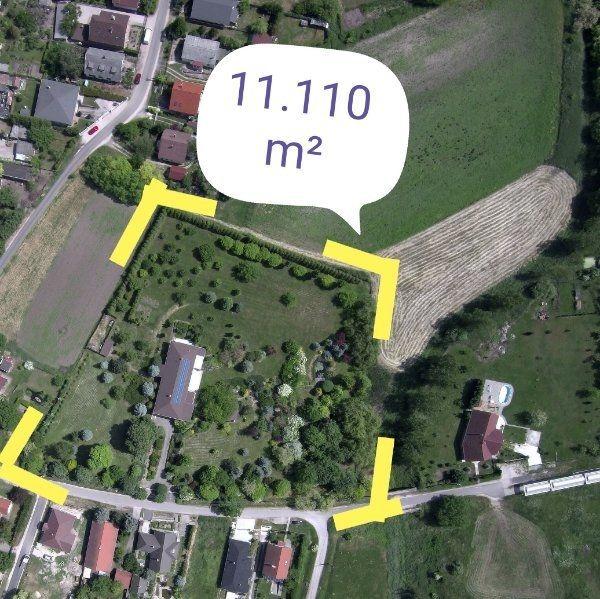 Anwesen 40 Km vor Budapest