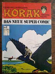 Korak Das Neue Super Comic