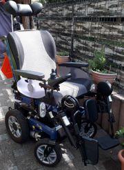 elektrischer Rollstuhl Meyra I-Chair 1