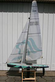 3X1 Segelboot von Stockmaritime
