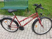 2 Dammen Herren City Fahrräder