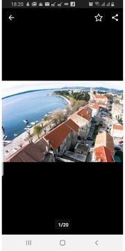 Ferienwohnung in Kroatien Kastel Sucurac