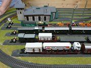 Märklin Eisenbahnanlage