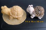 LATEXFORM verzauberte 11 cm Schildkröte