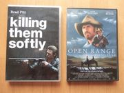 2x DVD Killing them softly