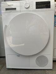 Siemens Wärmepumpentrockner A WT45H200