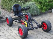Berg Gokart Kettcar HOT Rod