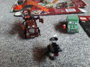 Lego 9483 Cars Agent Hook