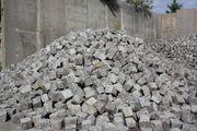 Granitpflaster gebraucht 9 11 grau