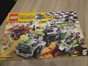 Lego 8864 World Racers - Desert