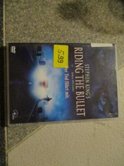 dvd horror film stephen kings