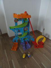 Fisher Price Spielhaus Parkhaus mit