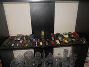 Löse meine diversen Sammlungen auf