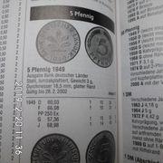 D-Mark 5 Pfennig 1976