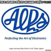 ALPS Potis 4-801-11 für Hobby-HiFi-Stereo-Bausatz-Heimwerker