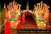 EXKLUSIVE SÜD NORD THAILAND RUNDREISEN