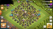 Coc Account Th11 Bauarbeiterbasis th7