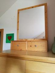 Spiegel mit Schubladen Spiegelschrank für
