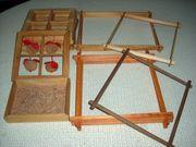 Holz-Rahmen zum Basteln