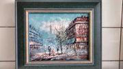Zum Verkauf schönes gemälde Paris