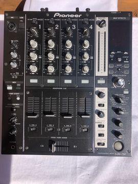 DJ, Disco (Equipment) - Pioneer DJM-750 Mixer