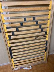 2Stk Lattenrost 80x200cm für Bett