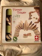 Bauklötze Totter Tower Bambus ab
