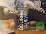 Bourne DVD s