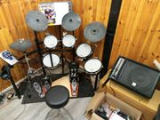 ROLAND TD-15KV V-Tour MESH-Heads E-Drum-Set