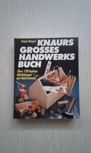 Handwerksbuch Knaurs grosses Handwerksbuch