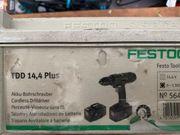 FESTOOL Akku- Bohrschrauber