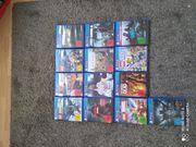 13 Playstation 4 Spiele mit