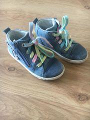 Superfit Schuhe Sneaker Gr 25
