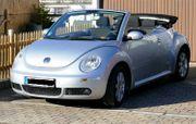 New Beetle Cabrio Sondermodell Design