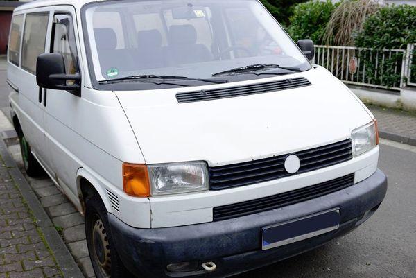 VW Transporter T4 ehemaliges Behördenfahrzeug