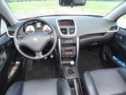 Peugeot 207 Cabrio Viele Extras