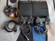 Sony Playstation 3 500GB Schwarze