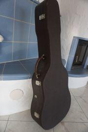 Gitarrenkoffer Hard Case für Akustische