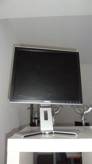 funktionsfähiger gebrauchter TFT Monitor Dell