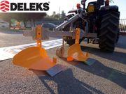 DELEKS® DDP-30 Pflug Zweischarpflug Beetpflug