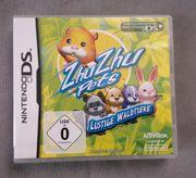 ZhuZhu Petz Lustige Waldtiere Nintendo